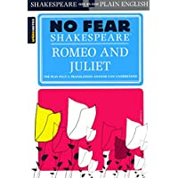 NO FEAR SHAKESPEARE ROMEO & JU (Sparknotes No