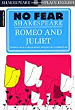 Front cover for the book Romeo and Juliet (No Fear Shakespeare) by SparkNotes Editors