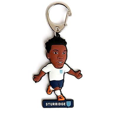 England FA - Llavero de PVC con figura de Sturridge (Talla ...