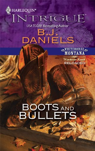 Boots and Bullets by Harlequin