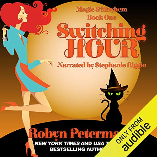 Switching Hour: Magic and Mayhem Book -