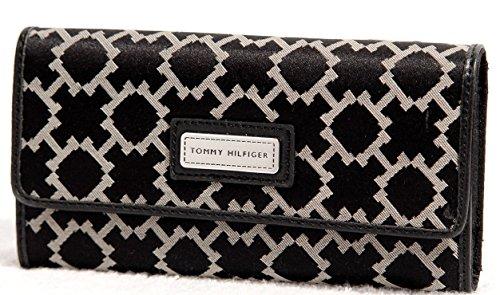 Tommy Hilfiger Women's Continental Wallet Clutch Bag