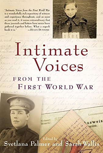 List of the Top 1 intimate voices from first world war you can buy in 2020