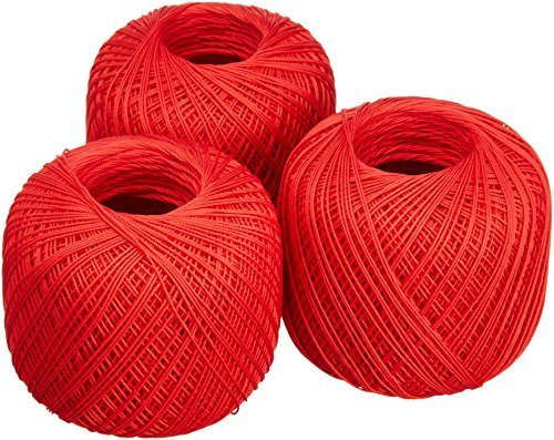 Lace thread GOLD SPECIAL 18th 50g color (color no .: 700) 3 pieces by Olempus made cord