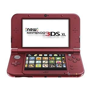Consola Nintendo 3DS XL New, Rojo - Standard Edition