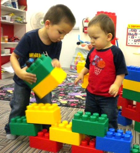 JUMBO BLOCKS Building Set - Starter Pack