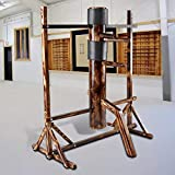 Flex HQ Adjustable Height Wing Chun Dummy Mook Yan
