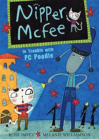 book cover of In Trouble with PC Poodle