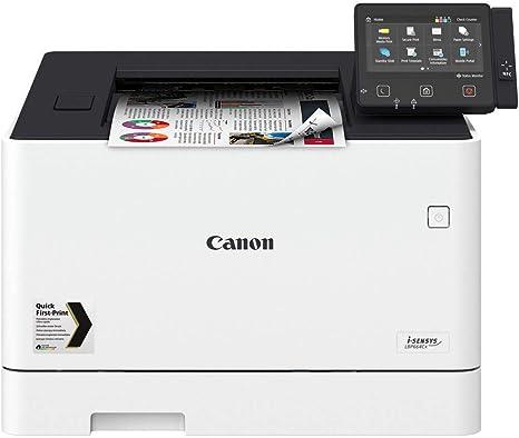 Impresora láser color Canon i-SENSYS LBP664Cx Blanca Wifi: Canon ...