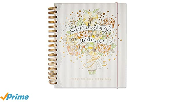 Rachel Ellen Wedding Collection Hardback Wedding Planner ...