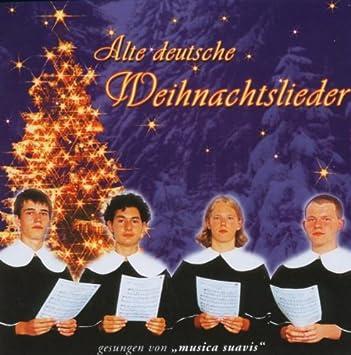 Suche Deutsche Weihnachtslieder.Alte Deutsche Weihnachtslieder Musica Suavis Volkslieder Amazon