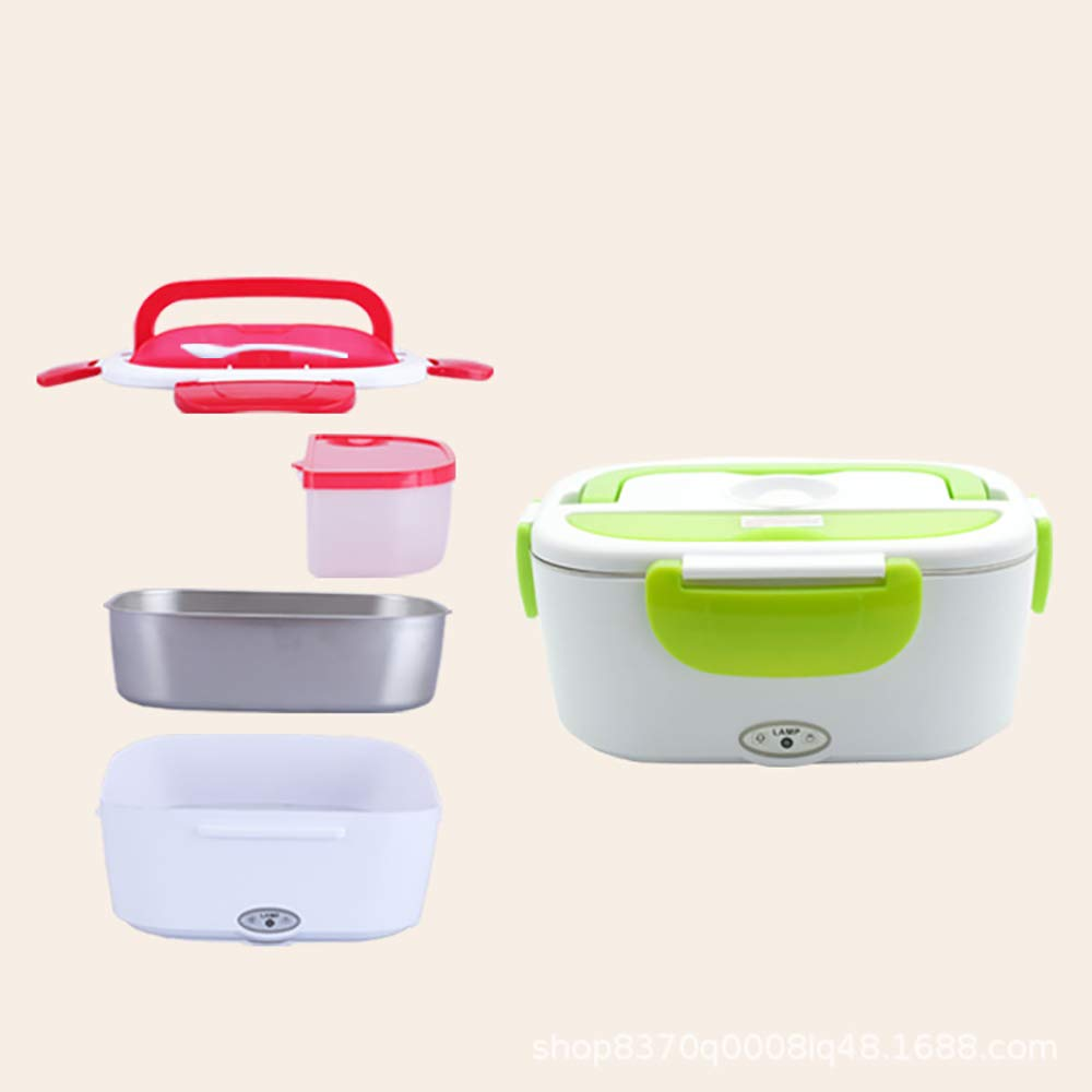 YHML Caja de Almuerzo eléctrica microondas Alimentos ...