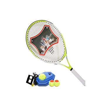 Aishanghuayi Raqueta de Tenis, Adecuada para Deportes al Aire ...