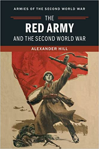 The Red Army and the Second World War - cover