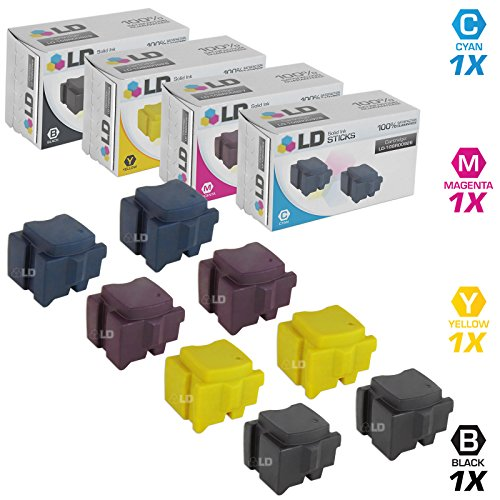 LD © Compatible Replacements for Xerox 8PK Ink Sticks Inc...
