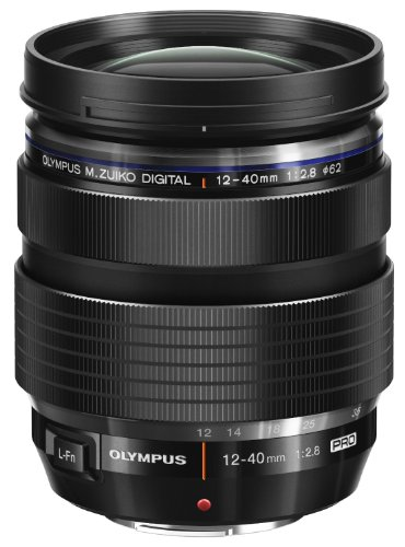 Olympus M.Zuiko Digital ED 12-40mm F2.8 PRO Lens, for Micro Four Thirds Cameras