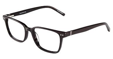 c27676dc261 JONES NEW YORK Eyeglasses J525 Black 51MM at Amazon Men s Clothing store
