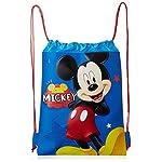 Blue Mickey Mouse Drawstring Backpack – Large Drawsting Bag