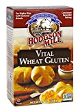 Hodgson Mill Vital Wheat Gluten with Vitamin C, 6.5-Ounce Boxes (Pack of 8) ( Packaging May Vary )