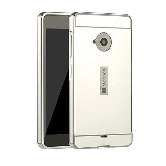 finest selection ab81a 73648 Amazon.com: Lumia 535 Case,DAMONDY Luxury Metal Air Aluminum Bumper ...