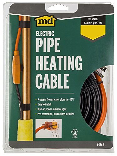 wrap on pipe heating cable - 3