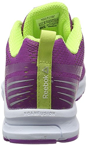 Reebok Women's Ahary Runner Running Shoes Pink (Vicious Violet/Electric Flash/White/Silver) 34tY4hBv