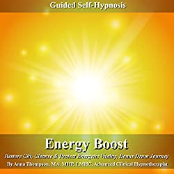 Energy Boost Guided Self Hypnosis