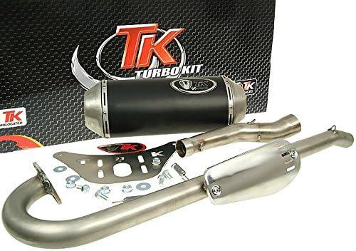 KYMCO MXU 250 S Turbo Kit Quad//ATV 4T Tubo de escape