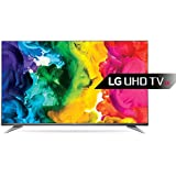 "LG 49UH750V 49"" 4K Ultra HD Smart TV Wi-Fi White LED TV - LED TVs (124.5 cm (49""), 3840 x 2160 pixels, LED, Smart TV, Wi-Fi, White)"