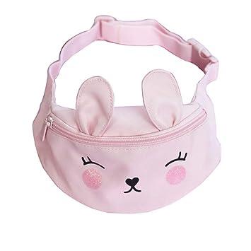 Amazon.com: Moda Pequeño lindo cinturón bolsa bolsa bolsa ...