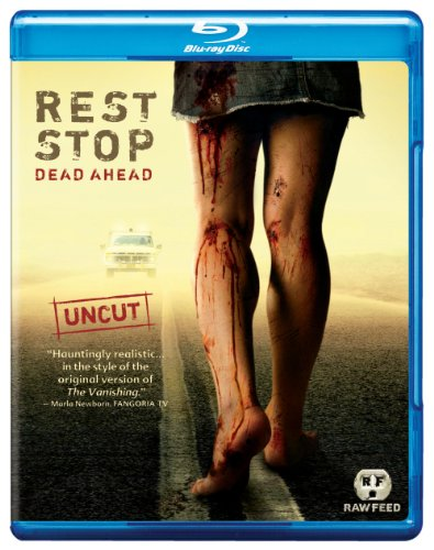 Blu-ray : Rest Stop: Dead Ahead (Widescreen, Unrated Version, Uncut, , Dolby)