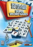 Super Jeux de Lettres - Super Word Games - Vol. 1