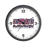 Wall Clock USA Jesus Saves Nation Under God