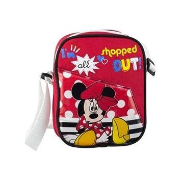 0ebfb280ffe Disney Junior Sambro Minnie Mouse Pouch Shoulder Bag  Amazon.co.uk  Toys    Games