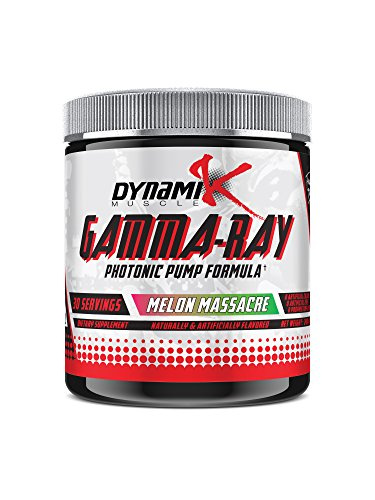 Gamma Ray | Dynamik Muscle | Photonic Pumps | Formulated By Kai Greene