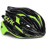 KASK カスク Mojito モヒ-ト Road Cycling Helmet ヘルメット Black/Lime [Size: M / L] [並行輸入品]