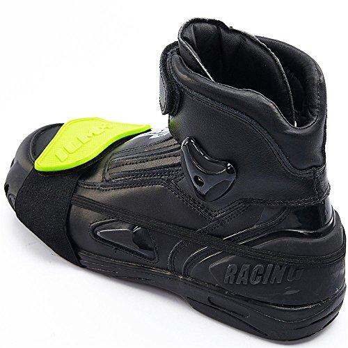 Protection Pour Levier Accessoires Bottes Ilm 3 Vitesse Couleurs Coque De Moto Green 5ZxqCECHw