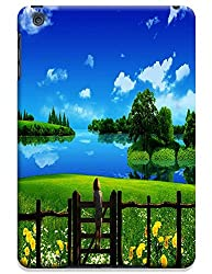 Fantastic Faye The Beautiful Wallpaper Design With Nature Scenery Dream Flower Cell Phone Cases For iPad mini No.18