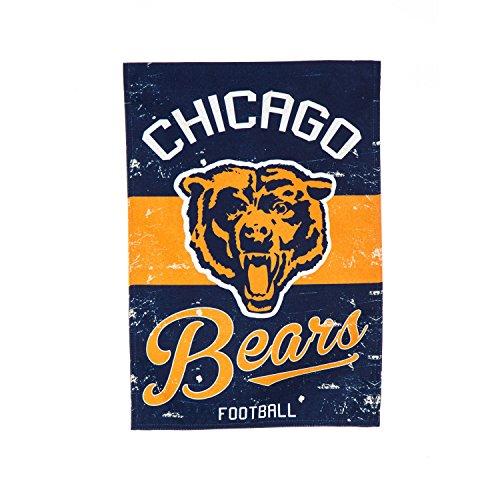 - Team Sports America 14L3805VINT Chicago Bears Vintage Linen