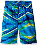 Kanu Surf Little Boys' Energy Swim Trunk, Blue, Medium (5/6)