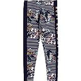 Roxy Big Girls' Keep in Flow Surf Legging Pants, Medieval Blue Boardwalk, 16/XXL