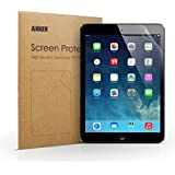 Anker Screen Protector for New iPad 2017 / Apple iPad Pro 9.7 / Air / iPad Air 2 [2-Pack] - Xtreme Scratch Defender Crystal-Clear High-Response Premium with Lifetime Warranty