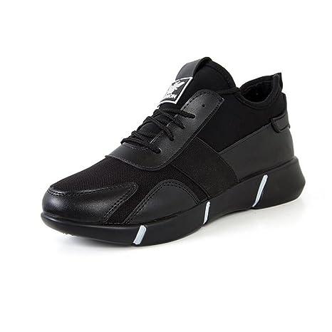 Buena Venta Sneakers nere per uomo Gaolixia Baratos Manchester Tienda Online Visitar A La Venta vlKDtvFne