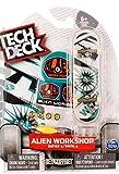 Split Vision Tech Deck Alien Workshop Series 4