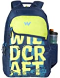 Wildcraft 35 Ltrs Typo_Blu Casual Backpack (11619-Typo_Blu)