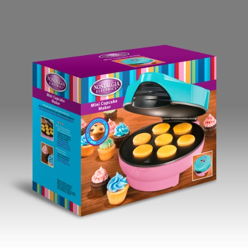 082677004802 - Nostalgia Electrics CKM100 Electric Cupcake Maker carousel main 2