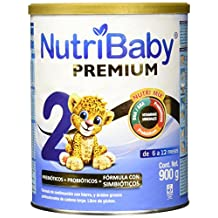 Nutribaby Premium Etapa 2 Formula para Lactantes en Polvo para 6-12 Meses, 900 g