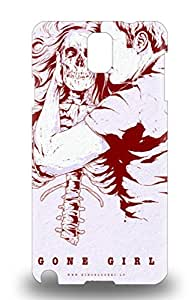 Galaxy 3D PC Case Cover Skin For Galaxy Note 3 American Gone Girl Gone Girl Drama Mystery Thriller ( Custom Picture iPhone 6, iPhone 6 PLUS, iPhone 5, iPhone 5S, iPhone 5C, iPhone 4, iPhone 4S,Galaxy S6,Galaxy S5,Galaxy S4,Galaxy S3,Note 3,iPad Mini-Mini 2,iPad Air )