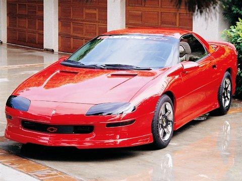 Effects Ground 300 (RKSport Chevy 01013000 CA-300 Ground Effects Kit, 1993-1997 Chevy Camaro)
