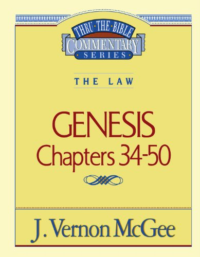 Genesis III - Book #3 of the Thru the Bible